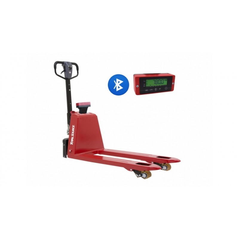 Transpallet elevatore manuale 1600 mm