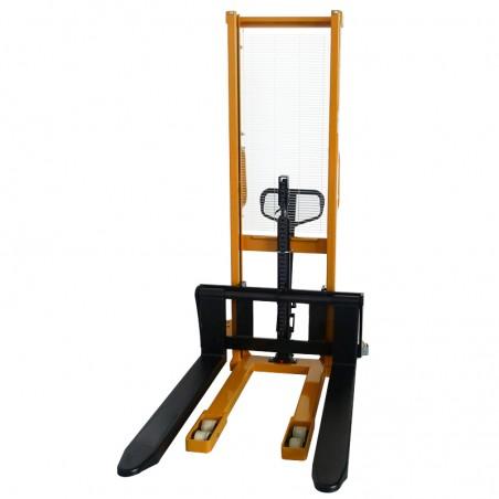 Transpallet elevatore regolabile 1600 mm