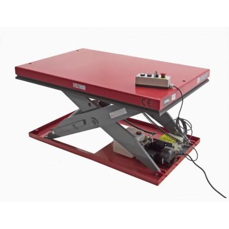 Piattaforma elevatrice a pantografo elettrica 2000 kg.