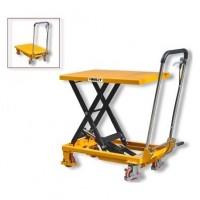 Piattaforma a pantografo elettrica 500 kg.